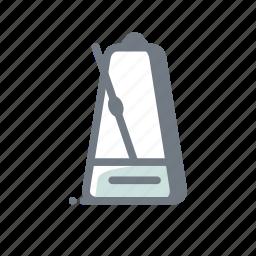 metronom, music, record, sing, song, sound icon