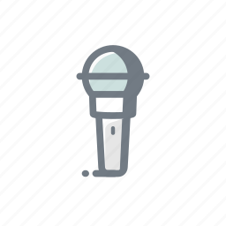 mic, microphone, music, record, sound, voice icon