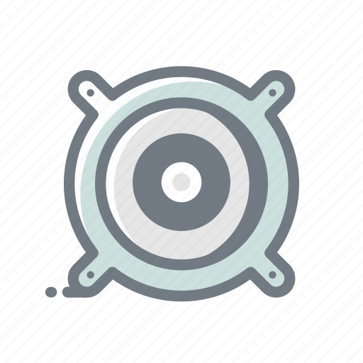 concert, mp3, music, song, sound, speaker icon