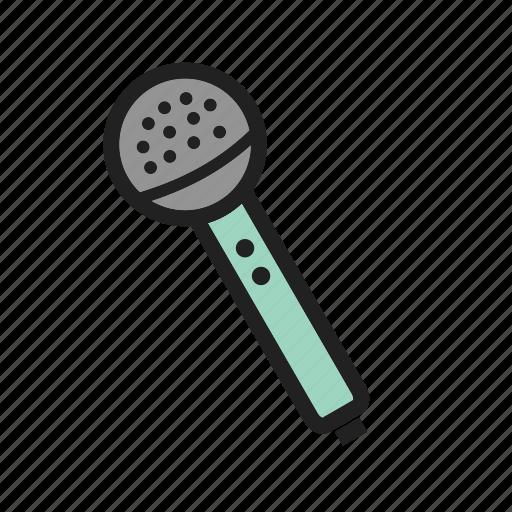 equipment, mic, microphone, music, technology, wireless icon