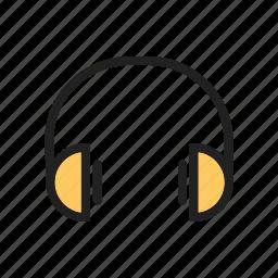 enjoy, listen, listening, mp3, music, player, sound icon