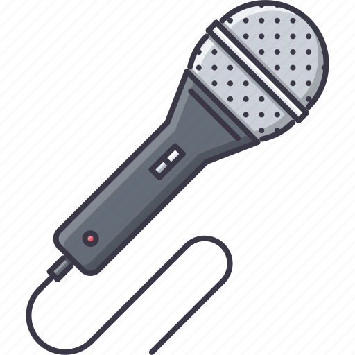 band, instrument, microphone, music, song icon
