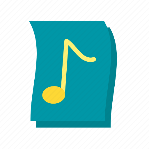 art, music, musical, note, notes, pattern, sheet icon