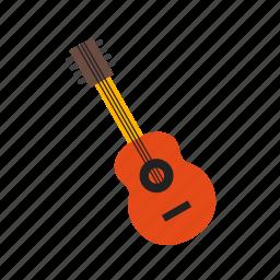 guitar, metal, microphone, music, sound, studio, wood icon