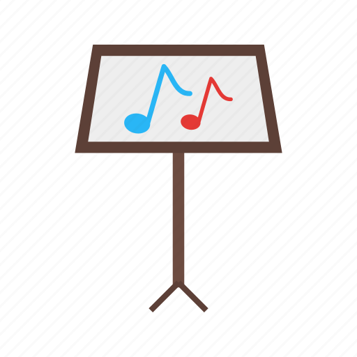 chimes, equipment, instrument, music, musical, stand icon
