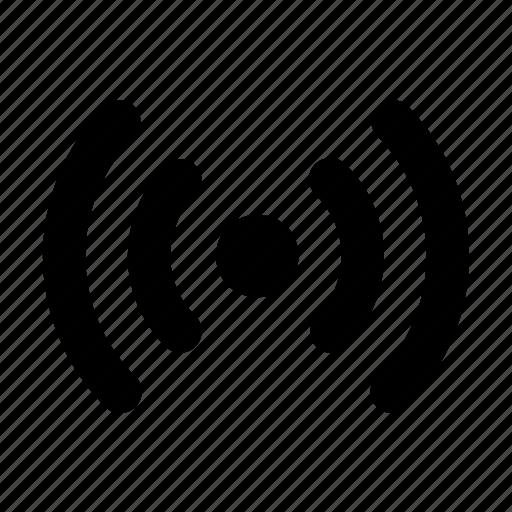 media, multimedia, music, player, podcast, signal, ui icon