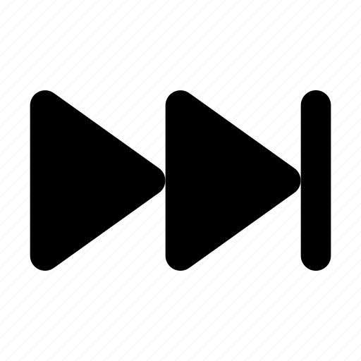 Forward, media, multimedia, music, player, skip, ui icon - Download on Iconfinder