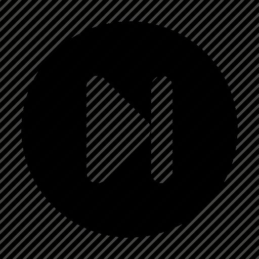 forward, media, multimedia, music, player, skip, ui icon