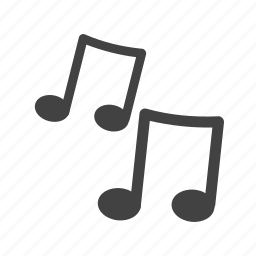 audio, music, music notes, musical note, play, record, sound icon