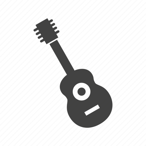 guitar, metal, microphone, music, sound, studio, wood icon
