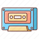 audio, cassette, music, sound
