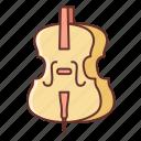 classical, instrument, music, sound