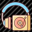 dj, edm, music, sound