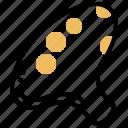 ethnic, flute, instrument, melody, ocarina icon
