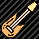 bass, electric, guitar, instrument, rock