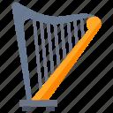 harp, 1
