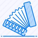 bandoneon, bayan, cassotto, concertina, harmonica, melodica, trikiti icon
