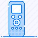 audio recorder, media device, recording device, sound recording, voice recorder icon