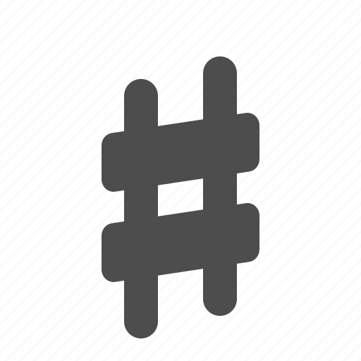 hashtag, music, music note, music notes, musical, note, notes, sharp, sheet music icon