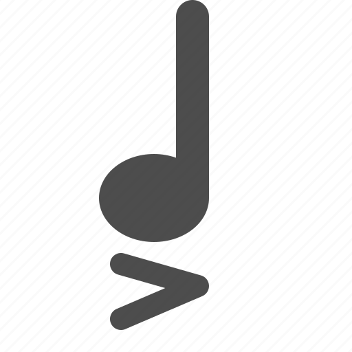 crescendo, music, music note, music notes, musical, note, notes, sheet music icon