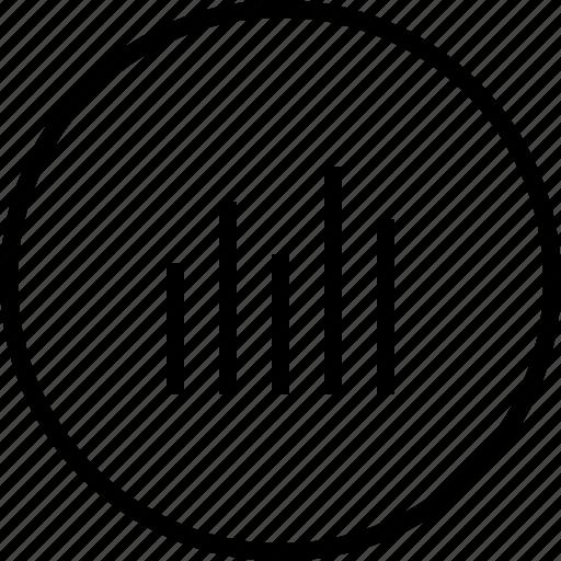 audio, equalizer, setting, ui icon icon