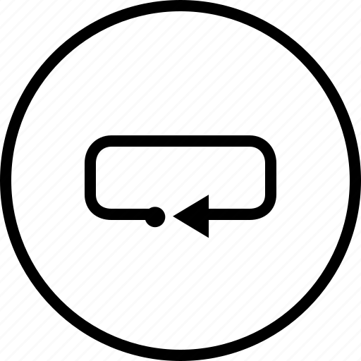 loop, music, repeat, ui icon