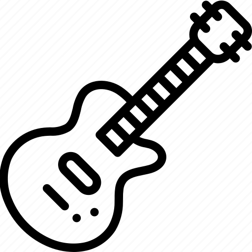 electric, guitar, instruments, music, strings icon