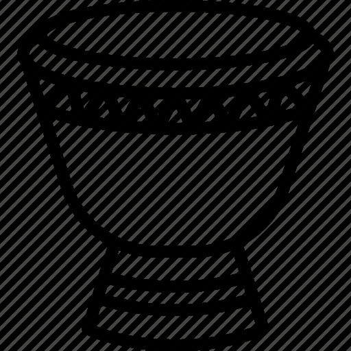 bongo, drum, instruments, music, percussion icon