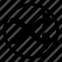 control, music, player, random, shuffle icon