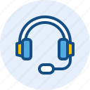 earphone, headset, instrument, music