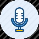 mic, microphone, instrument, music