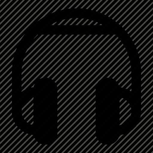 audio, headphone, music, play icon