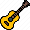 accuistic, guitar, instruments, music, rock, strings icon