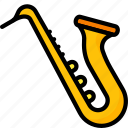 brass, instruments, music, rock, sax, saxophone, soul