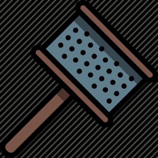 cabasa, instruments, music, percussion icon