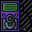 karaoke, machine, media, music, player, sing