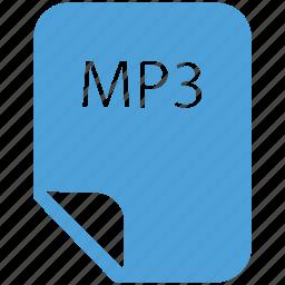 file, media, mp3 file, music icon
