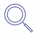 file, magnifier, music, music search, search icon