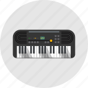 synthesizer, audio, equalizer, instrument, music, piano, sound