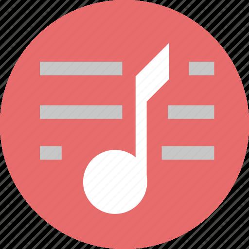 music, music list, play list icon