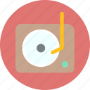 music, musical instruments, phonogram icon