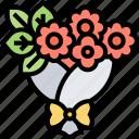 bouquet, flower, flora, beautiful, bridal