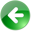 arrow, first, green, last, left, next, previous icon