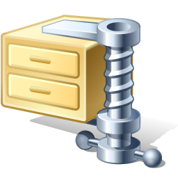 archive, compress, zip icon
