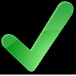 accept, check, confirmed, go, green, ok, positive, yes icon