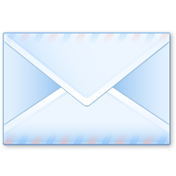 e-mail, email, envelope, letter, mail, post icon
