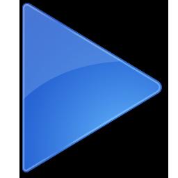 play, right arrow icon