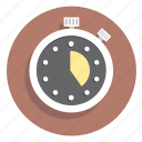 businessicon, calendar, clock, stopwatch, time, timer, watch icon