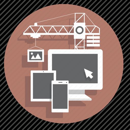 api, architecture, building, buildings, construction, developer, soft icon