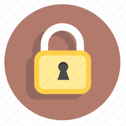 access, key, lock, locked, protect, secure, unlock icon